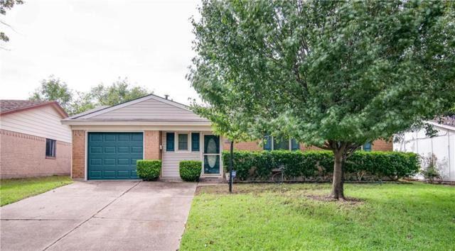 1520 Eastside Drive, Mesquite, TX 75149 (MLS #13922734) :: Van Poole Properties Group