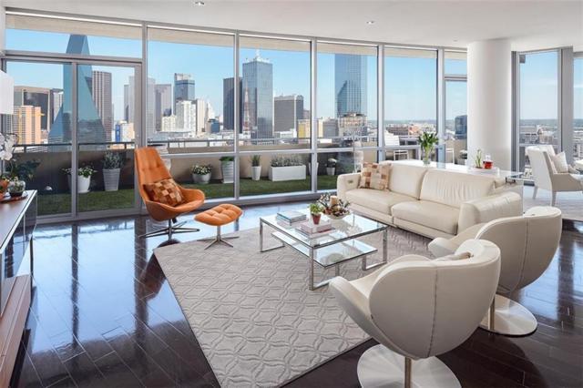 2200 Victory Avenue #2104, Dallas, TX 75219 (MLS #13922785) :: Magnolia Realty