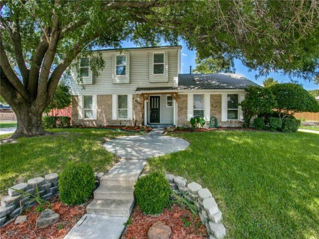 4549 Jenning Drive, Plano, TX 75093 (MLS #13922880) :: Baldree Home Team