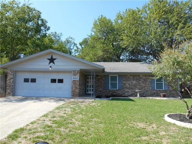 2025 Ashland Drive, Gainesville, TX 76240 (MLS #13922994) :: Team Hodnett