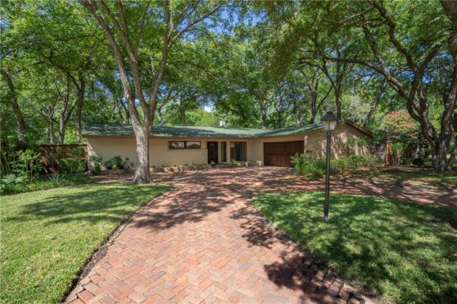 3212 Chaparral Lane, Fort Worth, TX 76109 (MLS #13923111) :: The Chad Smith Team