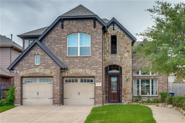 2628 Sandcherry Drive, Fort Worth, TX 76244 (MLS #13923152) :: Frankie Arthur Real Estate
