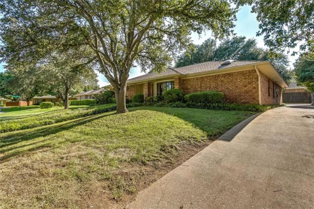 7004 Winchester Place, Fort Worth, TX 76133 (MLS #13923156) :: Frankie Arthur Real Estate