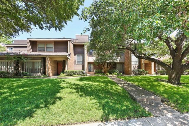 6019 Milton Street #138, Dallas, TX 75206 (MLS #13923203) :: Baldree Home Team