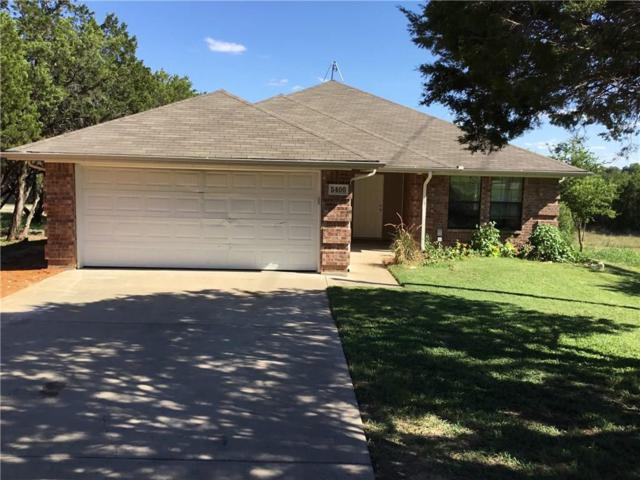 5400 San Jacinto Drive, Granbury, TX 76048 (MLS #13923230) :: Frankie Arthur Real Estate