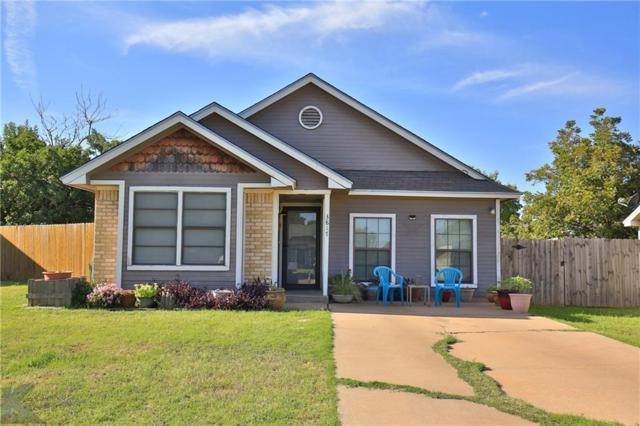 3817 Mark Court, Abilene, TX 79606 (MLS #13923394) :: Kimberly Davis & Associates