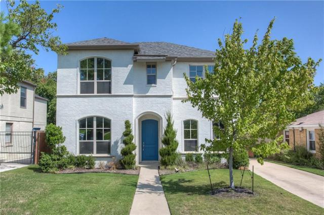 3758 W 4th Street, Fort Worth, TX 76107 (MLS #13923396) :: RE/MAX Town & Country