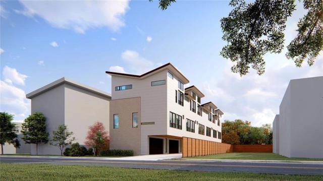 5911 Lindell Avenue #103, Dallas, TX 75206 (MLS #13923420) :: The Real Estate Station