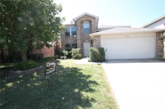 2352 White Oak Drive, Little Elm, TX 75068 (MLS #13923460) :: Robbins Real Estate Group