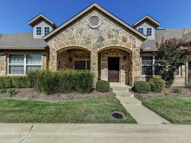 3075 Willow Grove Boulevard #1602, Mckinney, TX 75070 (MLS #13923521) :: Magnolia Realty