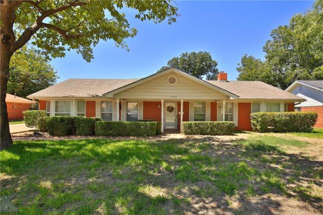 1602 Meadowbrook Drive, Abilene, TX 79603 (MLS #13923543) :: The Chad Smith Team