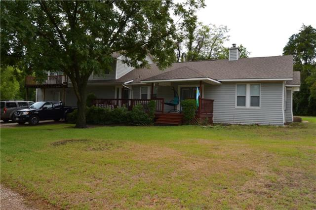 611 E Burnett Street, Ennis, TX 75119 (MLS #13923629) :: The Real Estate Station