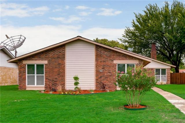 1205 Delores Drive, Garland, TX 75040 (MLS #13923743) :: RE/MAX Pinnacle Group REALTORS