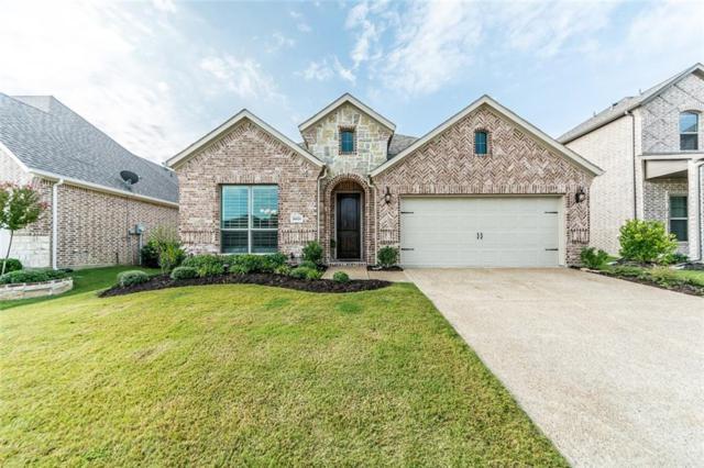 16424 Amistad Avenue, Prosper, TX 75078 (MLS #13923904) :: RE/MAX Landmark