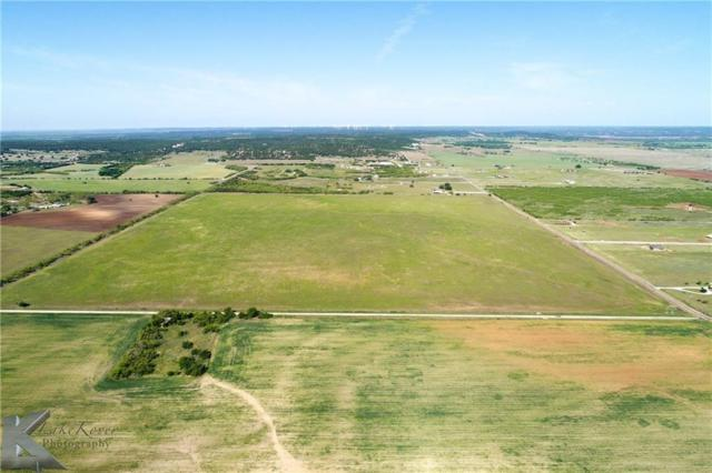 20 Ac. County Road 254, Tuscola, TX 79562 (MLS #13923954) :: The Rhodes Team