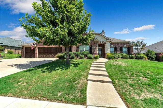 10912 Owl Creek Drive, Fort Worth, TX 76179 (MLS #13923964) :: RE/MAX Town & Country
