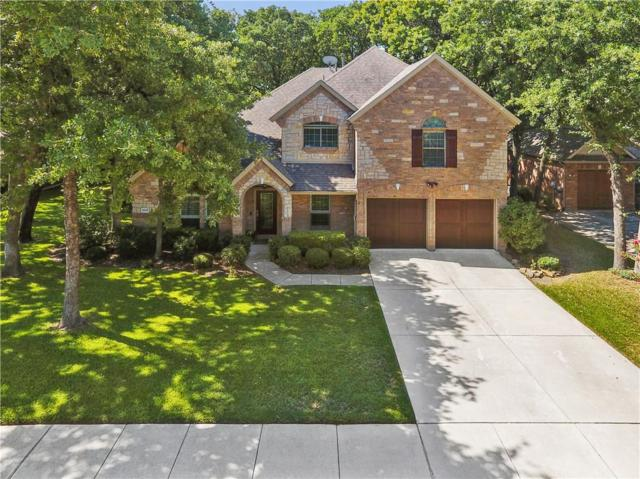 3010 Hidden Springs Drive, Corinth, TX 76210 (MLS #13923974) :: Frankie Arthur Real Estate