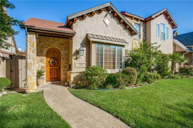 3709 W Beverly Drive, Dallas, TX 75209 (MLS #13924001) :: Robinson Clay Team
