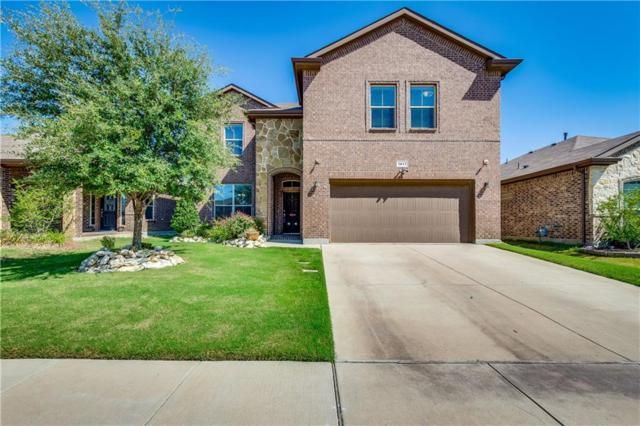 1817 Potrillo Lane, Fort Worth, TX 76131 (MLS #13924083) :: NewHomePrograms.com LLC