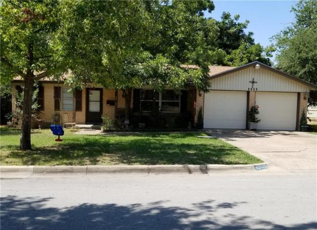 2029 W Bettibart Street, Fort Worth, TX 76134 (MLS #13924109) :: Van Poole Properties Group