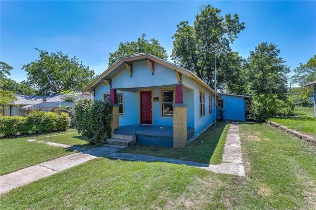 5733 Bonnell Avenue, Fort Worth, TX 76107 (MLS #13924114) :: Baldree Home Team