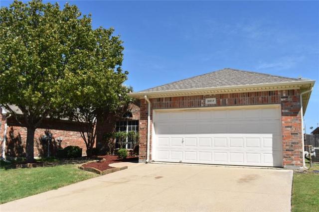 3817 Summersville Lane, Fort Worth, TX 76244 (MLS #13924301) :: Baldree Home Team