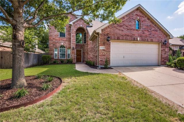6513 Crator Drive, Mckinney, TX 75070 (MLS #13924420) :: Robbins Real Estate Group
