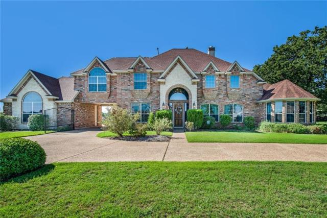 110 Eagles Peak Lane, Double Oak, TX 75077 (MLS #13924436) :: Baldree Home Team