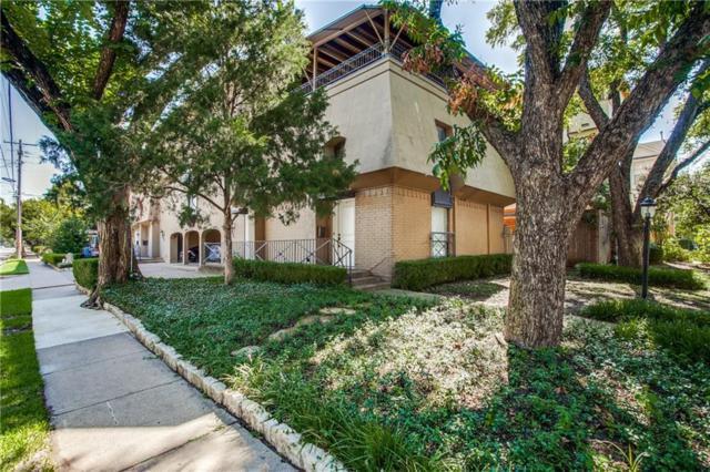 3604 Prescott Avenue, Dallas, TX 75219 (MLS #13924771) :: Van Poole Properties Group
