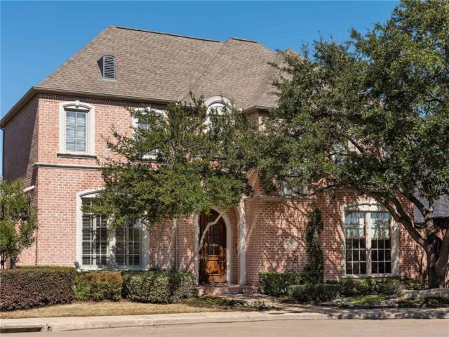 12139 Edgestone Road, Dallas, TX 75230 (MLS #13924903) :: RE/MAX Landmark
