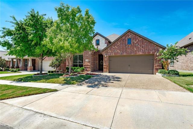 1721 Medina Lane, Prosper, TX 75078 (MLS #13924934) :: RE/MAX Town & Country