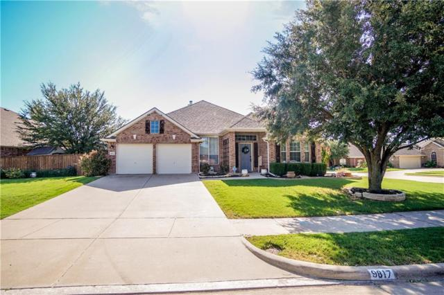 9817 Havenway Drive, Denton, TX 76226 (MLS #13925184) :: RE/MAX Town & Country