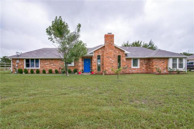 705 Wildwood Drive, Anna, TX 75409 (MLS #13925282) :: RE/MAX Landmark
