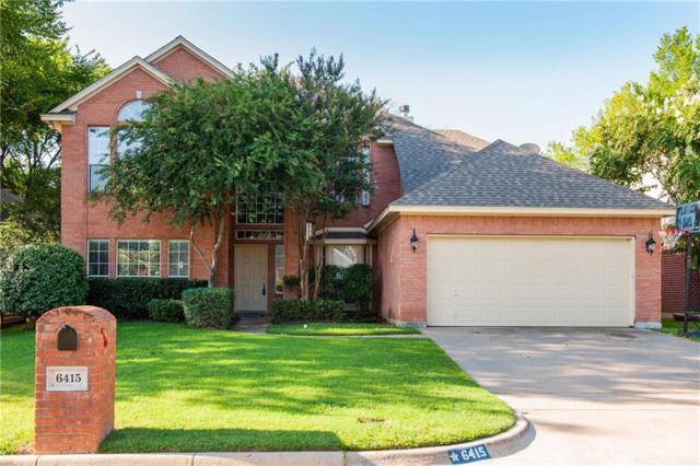 6415 Wilderness Court, Arlington, TX 76001 (MLS #13925409) :: Frankie Arthur Real Estate