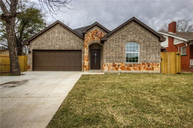 1006 15th Street, Fort Worth, TX 76164 (MLS #13925423) :: RE/MAX Town & Country