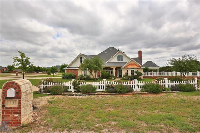 101 Olivias Court, Tuscola, TX 79562 (MLS #13925491) :: The Paula Jones Team | RE/MAX of Abilene