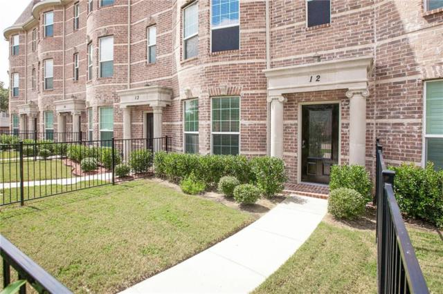 2500 Rockbrook Drive 1C-12, Lewisville, TX 75067 (MLS #13925523) :: Pinnacle Realty Team