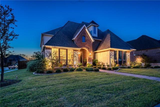 901 Jessica Lane, Prosper, TX 75078 (MLS #13925575) :: Kimberly Davis & Associates