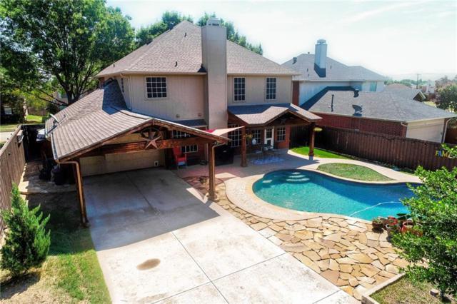 28 Harper Drive, Allen, TX 75002 (MLS #13925710) :: RE/MAX Landmark