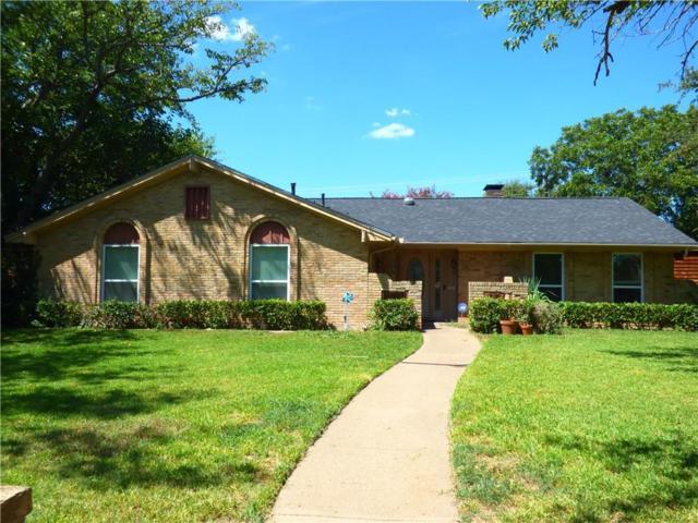 1023 Greenway Drive, Duncanville, TX 75137 (MLS #13925813) :: Team Hodnett