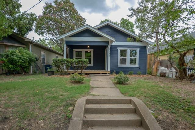 5232 Parry Avenue, Dallas, TX 75223 (MLS #13925819) :: Robbins Real Estate Group