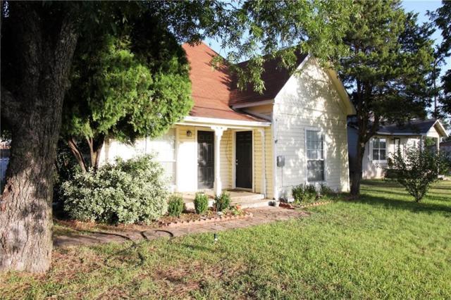207 Santa Fe Street, Joshua, TX 76058 (MLS #13925876) :: Robbins Real Estate Group