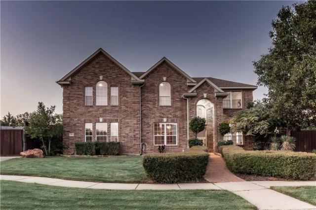 1307 Corinth Bend, Corinth, TX 76208 (MLS #13925955) :: RE/MAX Town & Country