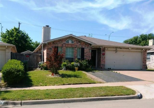 732 Charles City Drive, Arlington, TX 76018 (MLS #13926183) :: RE/MAX Town & Country