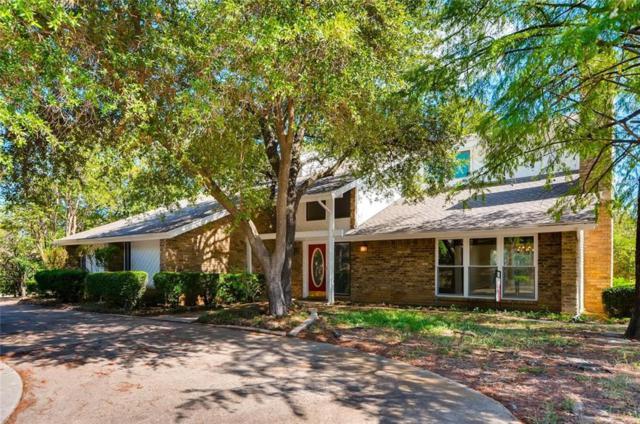 8816 Hunters Glen Trail, Fort Worth, TX 76120 (MLS #13926199) :: Magnolia Realty