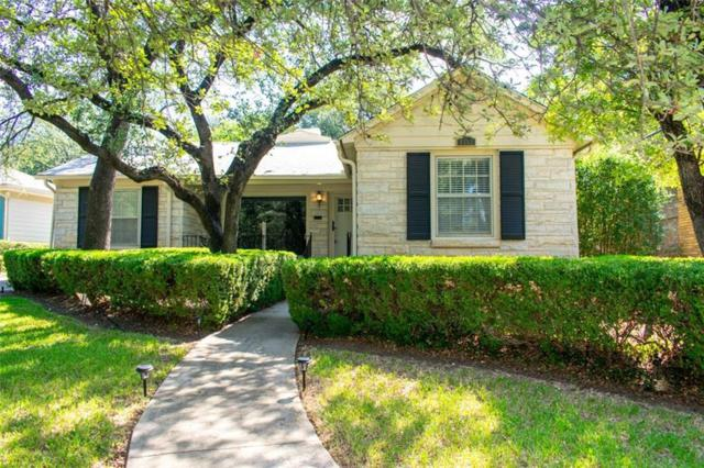 1312 Bluebonnet Drive, Fort Worth, TX 76111 (MLS #13926213) :: RE/MAX Landmark