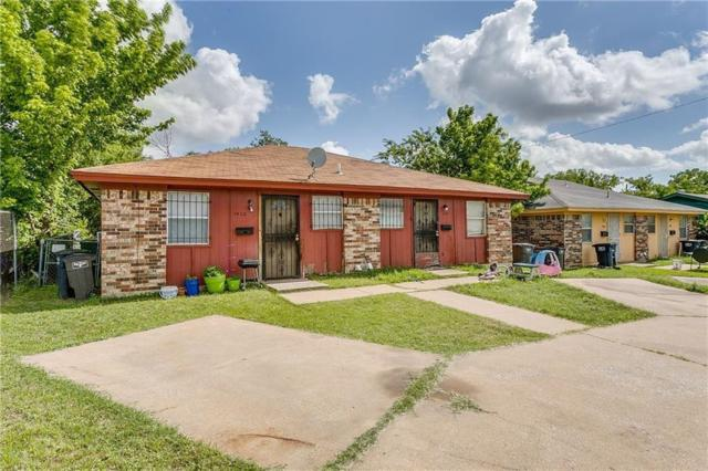 5420 Humbert Avenue, Fort Worth, TX 76107 (MLS #13926324) :: The Chad Smith Team
