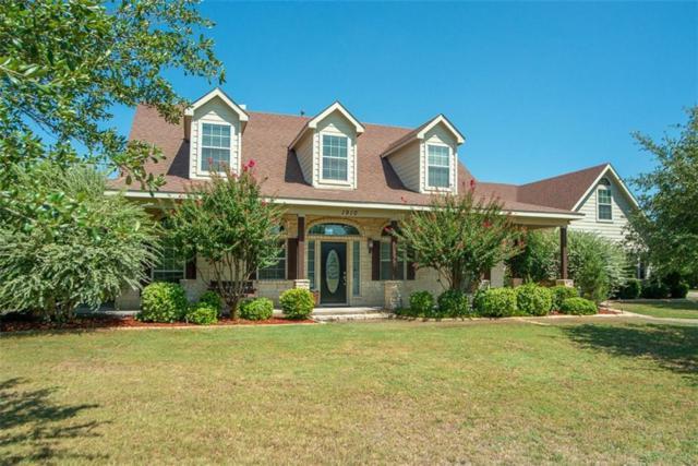 1910 Country Club Road, Lucas, TX 75002 (MLS #13926536) :: Frankie Arthur Real Estate