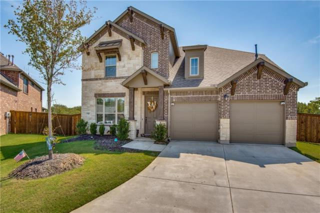 701 Rio Concho Trail, Mckinney, TX 75071 (MLS #13926614) :: Frankie Arthur Real Estate