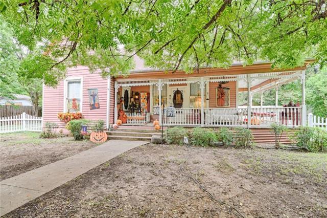 508 N Buffalo Avenue, Cleburne, TX 76033 (MLS #13926718) :: Magnolia Realty